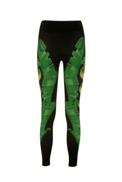 LEGGINGS BLACK-TOUCAN