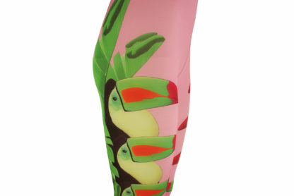 LEGGINGS PINK-TOUCAN