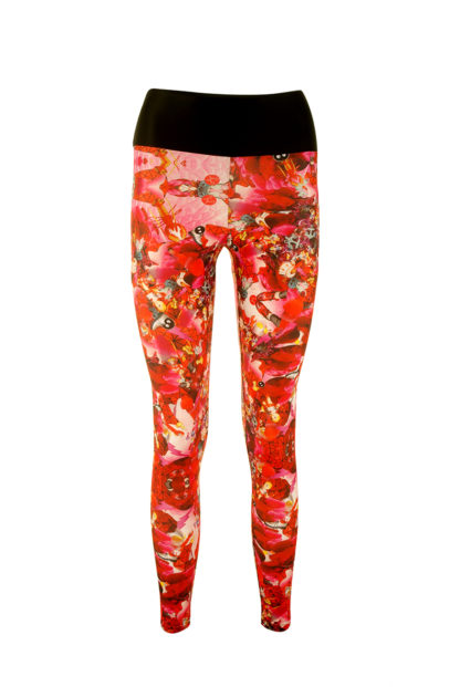 LEGGINGS BLACKBELT-RANDOM