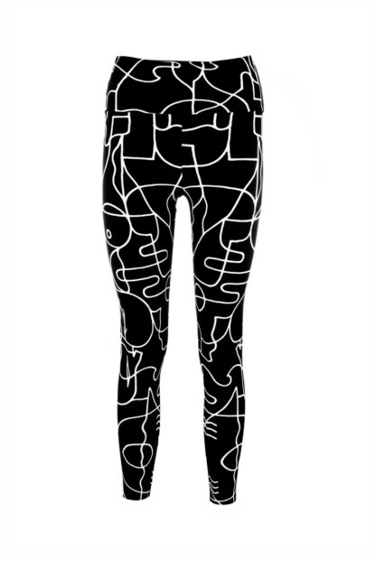 LEGGING HIGHWAIST NOIR